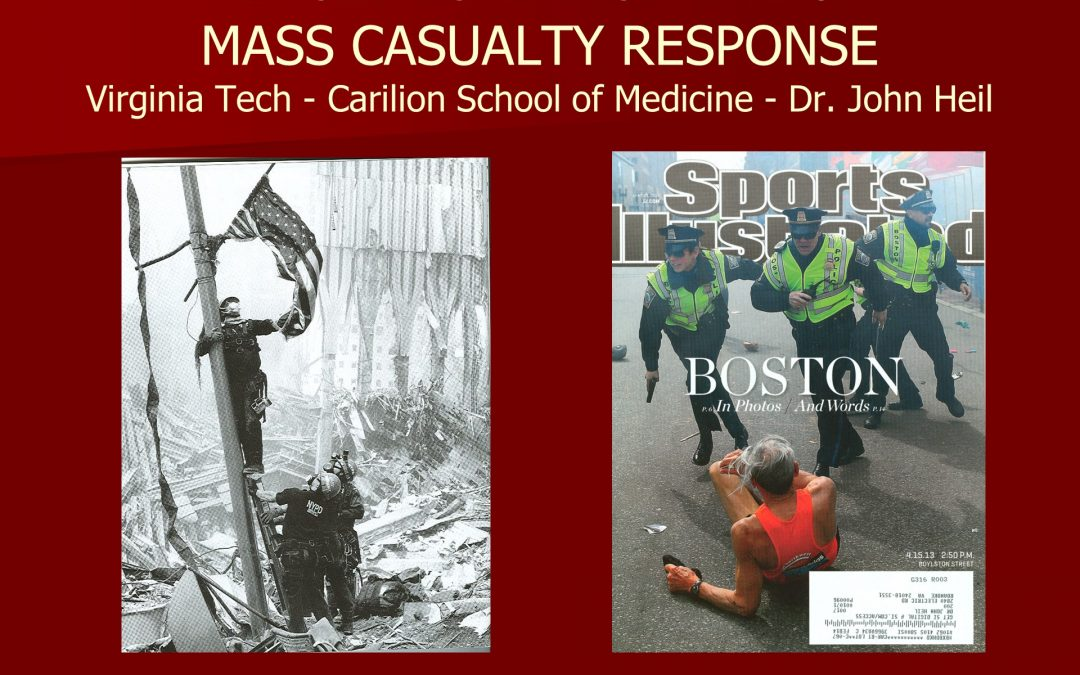 CRITICAL INCIDENT & MASS CASUALTY RESPONSE (PPT)
