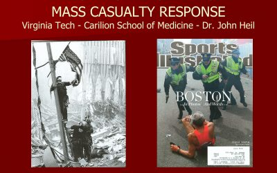 CRITICAL INCIDENT & MASS CASUALTY RESPONSE